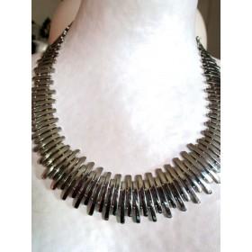Collier Vintage en métal