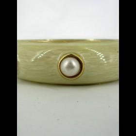Bracelet émaillé pour femme